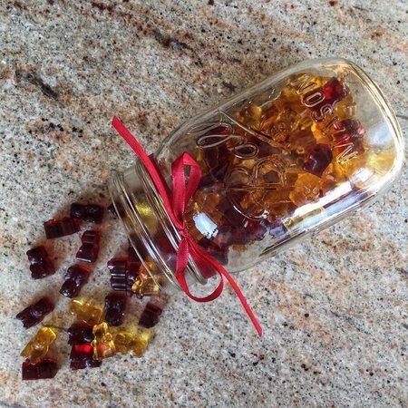 Żywy ocet cydrowy z kwiatami czarnego bzu (4)